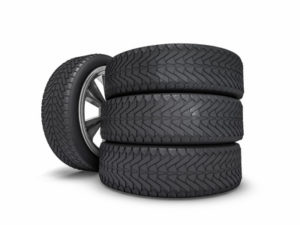 Reifenservice - neue Reifen